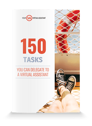 150 Tasks you can Delegate to a Virtual Assistant