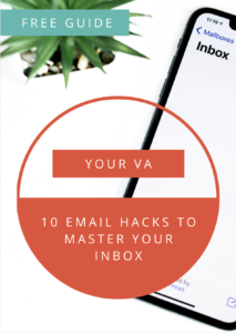 10 email hacks to master your inbox