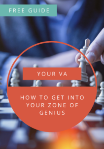 How to get into your zone of genius