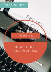 A beginner's guide to testimonials