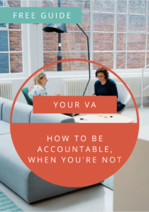 How to be accountable in your business