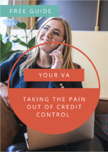 A free guide to credit control