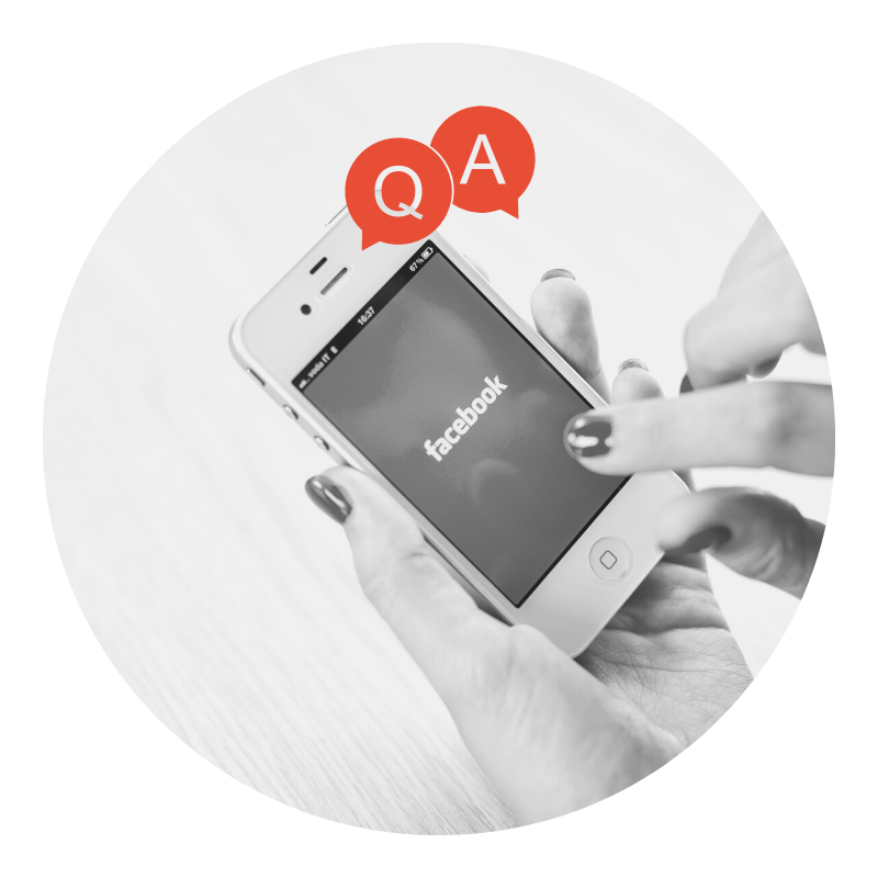 Facebook Q&A 1 hour Coaching Session