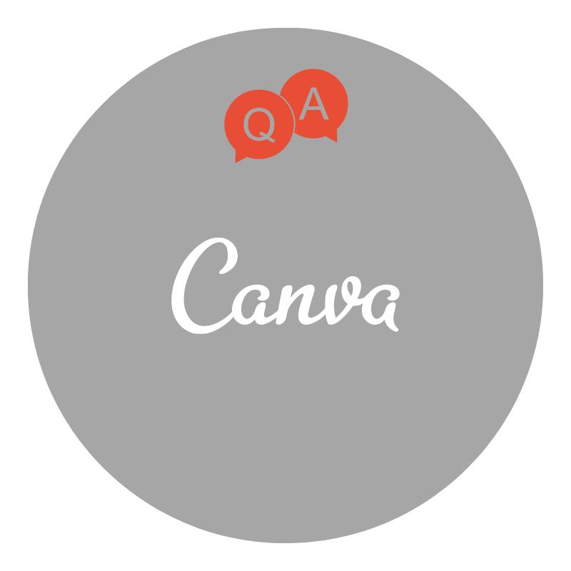 Canva Q&A 1 hour Coaching Session