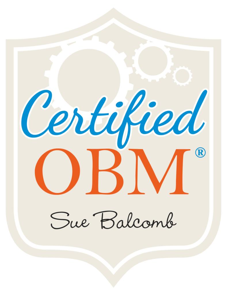 Sue Balcomb, Certified Online Business Manager