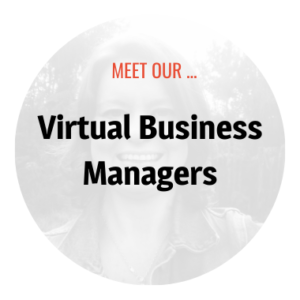Meet our team of virtual business managers