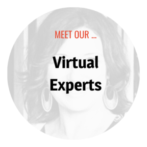 Meet our team of virtual experts